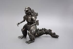 Skulptur, Godzilla, okänd konstnär