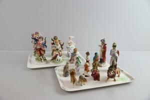 BRICKOR, 2 st, med figuriner