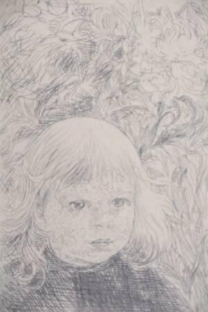 Etsning, Carl Larsson