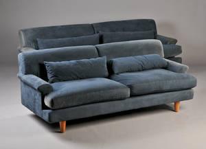 Erik Jørgensen. Tre og to-pers.sofa, model Cicero, EJ475. 2