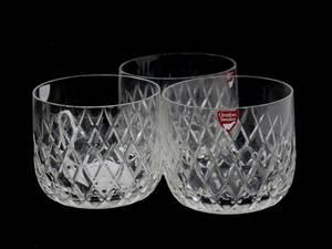 Whiskeyglas, 3st, Orrefors