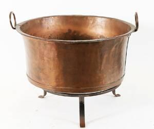 Kittel i koppar, 1800-tal