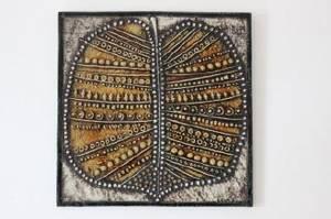 Keramiktavla - Lisa Larsson