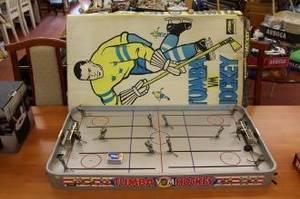 Hockeyspel Tumba VM komplett