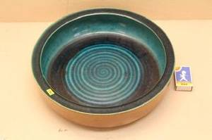 Keramikskål Knabstrup atelier