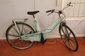 Plastcykel Itera