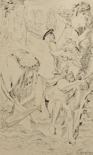 Litografi, Ernst Josephson 1851-1906