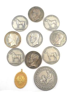 Silver medaljer 11