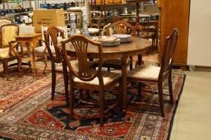 Matbord och 4 stolar