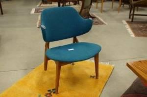 Ib Kofod Larsen,Shell Chair