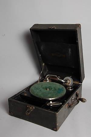 RESEGRAMMOFON, 1920-30-tal.