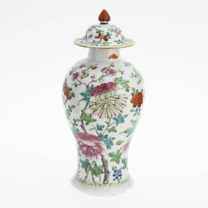LOCKURNA, porslin, Kina, 1800-talets slut.