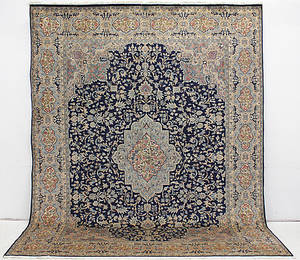 MATTA, Orientalisk, Kirman Lavar, 390 x 300 cm.