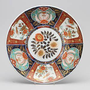 FAT, porslin, Japan 1800-tal.