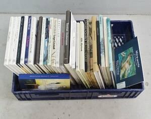 Parti konstböcker, ca. 31 delar, varierande författare och förlag
