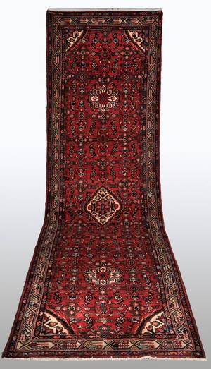 Persisk Hossainabad, 413 x 122 cm.