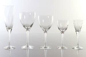 CHATEAU, GLASSERVIS, 46 DELAR