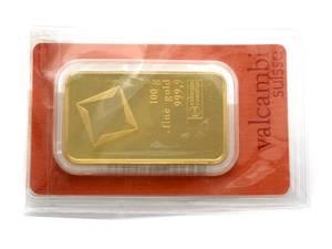 Guldtacka 24K 100g