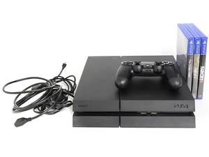Spelkonsol Playstation 4