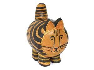 Figurin Katt, Lisa