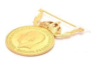 Medalj Gustaf VI