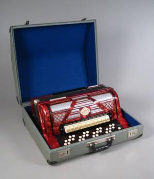Firotti Harmonika samt instrumentkasse