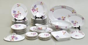 C.T. Altwasser spiseservice af porcelæn43