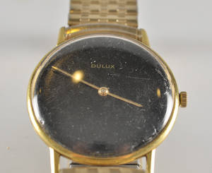 Dulux. Vintage herrur, 1960-tal