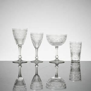 Glasservis, 49 delar