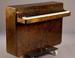Louis Zwicki klaver