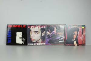 VINYLSKIVOR, 4 st, LP, Nick Cave  The Bad Seeds, Inca Babies