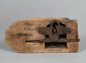 Stocklås, 1800-tal