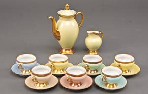 KPM - Empress moccastel af porcelæn. 17