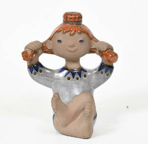 Figurin, Pippi, Dorothy Clough, Uppsala-Ekeby