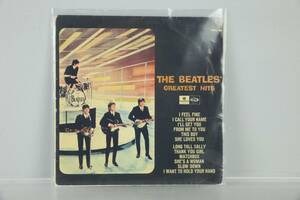 THE BEATLES, vinylskiva, LP, The Greatest Hits, Parlophone, Sweden
