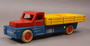 Lego trælastbil