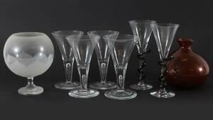 Glas 8 delar