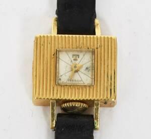 Armbandsur, dam, Tissot 18-k guld