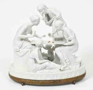 Skulptur, okänd konstnär