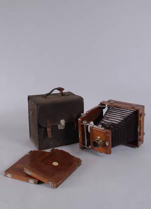 C.P. Goertz Berlin, Kamera, 1800-talets andra hält