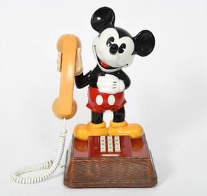 Telefon, Musse Pigg, Walt Disney Productions.