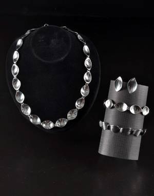 Alton  Stigbert, silversmycken 1950-tal 5