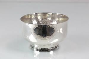 INGRID RÅSTRÖM, skål, silver, Sofiero, GAB, 2012, ca 293 g