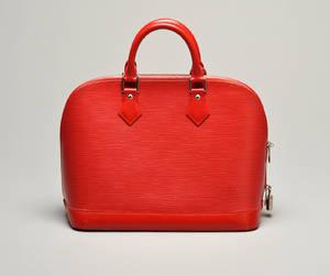 Louis Vuitton. Taske, model Alma