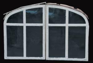 Fönster 2 delar, 1800-tal