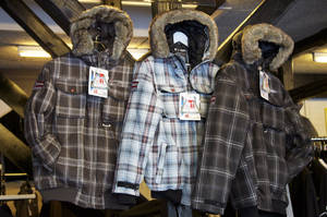 Geographical Norway jakker model D-Gino, sorte, brune, blå 20