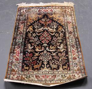 Persisk helsilke qum 100 x 72 cm