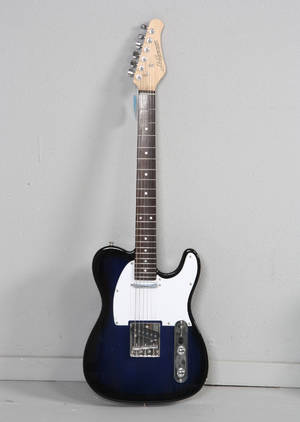 JD by Jack  Danny brothers. Elguitar, TL-type