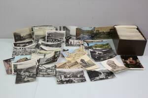 PARTI med äldre vykort, bl.a. Frankrike, Tyskland, Skottland
