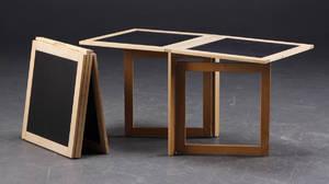 Arne Robert. Par Woodwing klapbord, bøgetræ. 2
